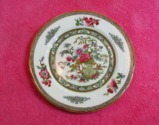 "Paragon (Tree of Kashmir - Mustard) 6 3/8"" BREAD PLATE(s) scalloped (9 avail)"