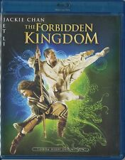 The Forbidden Kingdom (Blu-ray Disc, 2008) Jackie Chan - Jet Li