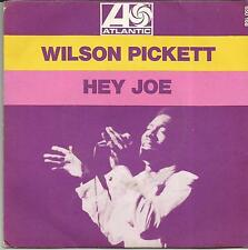WILSON PICKETT Hey joe FRENCH SINGLE ATLANTIC 1969