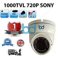 1000TVL HD 2.8-12mm LENS IR-CUT NIGHT VISION INDOOR DOME CCTV Telecamera di sicurezza