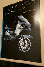 Genuine Piaggio X9 250cc Scooter Brochure 2000 - Rare Collectable