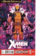 WOLVERINE AND X-MEN #32 New from Marvel Comics August 2013 issue