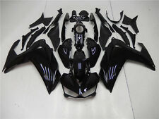 NT Fit for Yamaha R3/R25 2014 2015 2016 Black ABS Injection Plastic Fairing b001