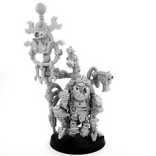 28 mm scale ORK MEKANIK WARBOSS BADMOOD