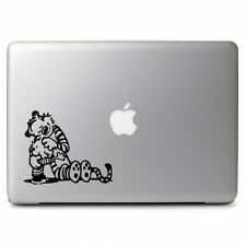 "Calvin & Hobbes Hugging f Apple Macbook Air/Pro 11 13 15 17"" Vinyl Decal Sticker"