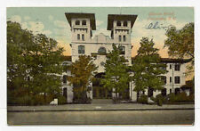 1913 COLUMBIA SC S.C. COLONIA HOTEL OLD USED POSTCARD PC3090