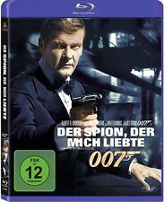 James Bond 007: DER SPION, DER MICH LIEBTE (Roger Moore) Blu-ray Disc NEU+OVP