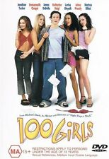 100 Girls (2000) Katherine Heigl, Jamie Pressly - NEW DVD - Region 4