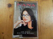 Nana Mouskouri Am Ziel meiner Reise MC / PHILIPS 848 465-4 RAR!