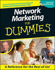 Network Marketing for Dummies (For Dummies (Lifesty..., Hayes, John P. Paperback