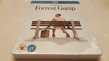 *TARE* Forrest Gump STEELBOOK (Blu-ray, UK Import) PLAY.com Exclusive