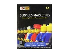 Services Marketing by Mary Jo Bitner, Dwayne D. Gremler and Valarie A. Zeitha...