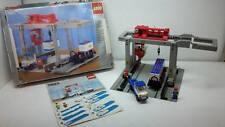 LEGO® 7823 12v Eisenbahn Verladestation Container Kran Cran mit OVP und OBA