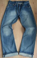 Levi's 507 turn up jeans size 30 x 32 unisex fast postage