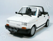 Fiat 126p Cabrio - 1/43 - DeAgostini - Cult Cars of PRL - No. 88  LAST ITEMS!!!