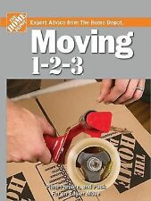 Moving 1-2-3 -Expert Advice fm Home Depot -Plan, Prepare & Pack -Easy Move