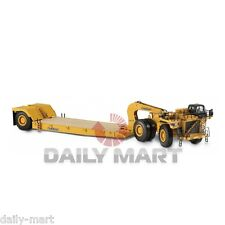 1/50 Norscot CAT Caterpillar 784C Tractor with Towhaul Lowboy Trailer #55220