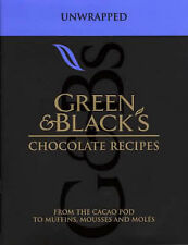 Green & Black's Chocolate Recipes: Unwrapped - From the Cacao Pod to Muffins, Mo