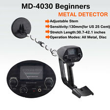 Waterproof Metal Detector w/WaterProof Deep Sensitive Search Gold Digger Hunter