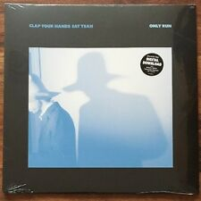 Clap Your Hands Say Yeah - Only Run LP [Vinyl New] (self-released 2014)