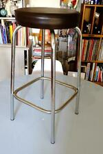 Tabouret de bar design vintage DLG Bauhaus minimaliste