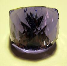 Swarovski Nirvana Ring Tanzanite Size 55 # 0892212 BNIB