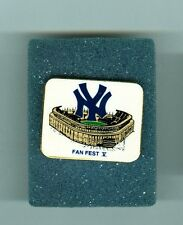New York Yankees 1993 Fifth Annual Fanfest Collector's Pin NIB