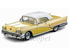 SUN STAR 4814 1958 58 BUICK LIMITED 1/18 YELLOW