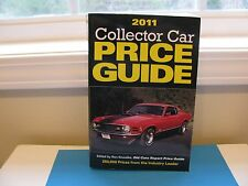 2011 Collector Car Price Guide Kowalke, Ron,
