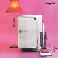 The CURE-Three Imaginary Boys (Deluxe Edition) 2 CD 33 tracks Rock/Pop Nuovo