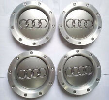 4pcs A3 A4 TT WHEEL CENTER CAPS RIM HUB CAP Used for Audi 146mm 8D0601165K 4.3 a