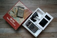 TEXAS INSTRUMENTS SR-56 - NEW IN BOX PRODUCED 1 WEEK BEFORE RELEASE TI-57,58,59