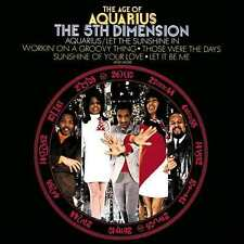 THE FIFTH DIMENSION : AGE OF AQUARIUS (Remastered) (CD) sealed 5TH