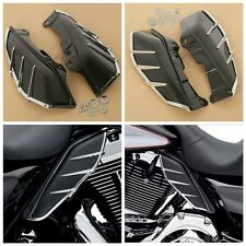 ABS Mid-Frame Air Deflector + Trims For Harley Davidson Electra Street Glide 09+