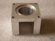 1 NEMA 23 stepper motor mount bracket install block CNC Router Plasma Cutter