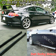 02-04 Acura RSX TR Style Side Skirts (PP)