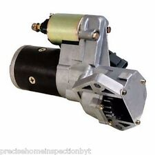 BRAND NEW PREMIUM STARTER for NISSAN MAXIMA 1985-88 3.0L  A/T - MADE IN USA