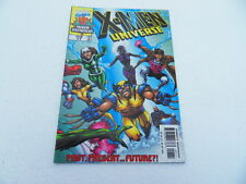 X-Men Universe : Past , Present  and Future  1. Marvel 1999 -  VF / NM