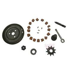 80CC 49CC Bicycle Motorized Parts Clutch Puller Big Bevel Gear & Pin Camshaft
