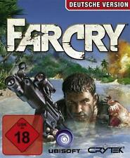 FAR CRY 1 * DEUTSCHE VERSION *  Neuwertig
