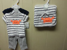 NWT Baby Boy Carters Set Lot