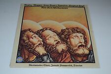 Boulez~Wagner~Love Feast of the Apostles~Siegfried Idyll~Columbia~FAST SHIPPING