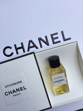 NIB ONE Chanel Sycomore Eau de Toilette Miniature 4ml / 0.12oz Les Exclusifs