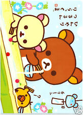 San-x Rilakkuma & Friends Ramen Party Kawaii File Folder