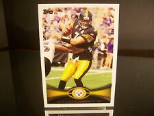 Rare Ben Roethlisberger Topps 2012 Card #170 Pittsburgh Steelers NFL Football