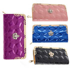 Women Fashion Clutch Leather Long Handbag Lady's Wallet Coin Purse Card Holder