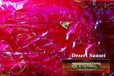 M00280 MOREZMORE Angelina Fantasy Film DESERT SUNSET PINK Bondable 50' A60