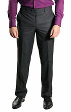 *076*Muga Herren Business Freizeit Hose Gr.68 Anthrazit