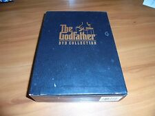 The Godfather Collection (DVD, Widescreen 2001, 5-Disc Set) Complete Used 1 2 3