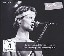 Peter Hammill & K Group - Live At Rockpalast [New CD] With DVD
